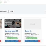 Visual Site Builder v1.2 : T-rex Site Builder