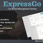 Car Rental Management System – ExpressGo
