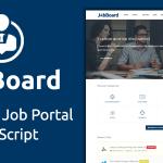 Complete PHP Job Board Platform – Job Board