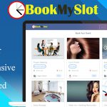 Multi Vendor Appointment Booking PHP Software – BookMySlot