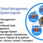 Multi School Management System Express – Global