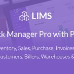LIMS Stock Manager Pro with POS