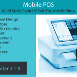 Mobile POS – Multi Store Point Of Sale for Mobile Shop