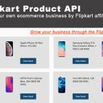 Flipkart API – Product Listing