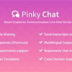 Pinky Chat – Live Chat Support App