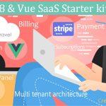 SaaSWeb, Laravel 5.8 & vue SaaS Starter kit