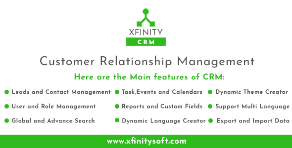 Xfinity CRM - Designed for Small Business Management
