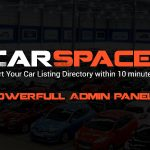 CarSpace – Car Listing Directory CMS with Subscription System