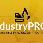 Multipurpose Construction Builder and Agency Website Script – Industry PRO