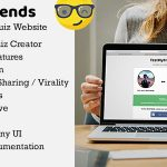 TestMyFriends – Complete Viral Friend Quiz Website
