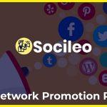 Socileo – Social Network Promotion Platform