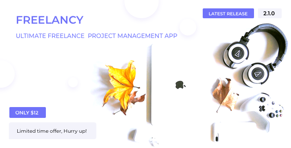 Freelancy - Ultimate Freelance Project Management App