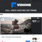video & sharing services software – Vidione