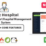 Trust Hospital Management ERP