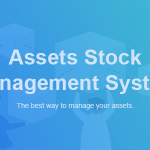 Assets Stock Management System – ASM