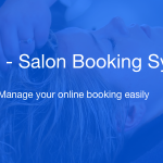 Salon Booking System – Gain