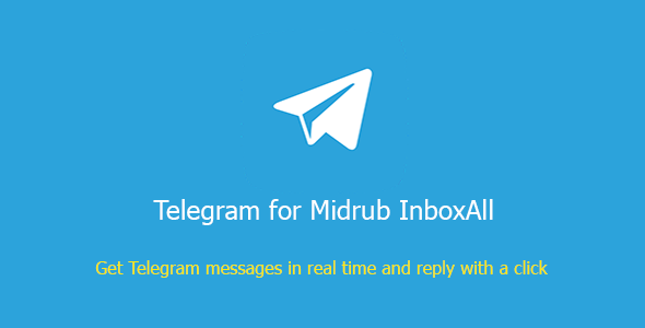 Telegram Groups for Midrub InboxAll