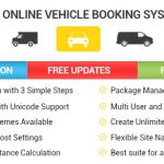 Digi Online Vehicle Booking System – DOVBS PHP Script