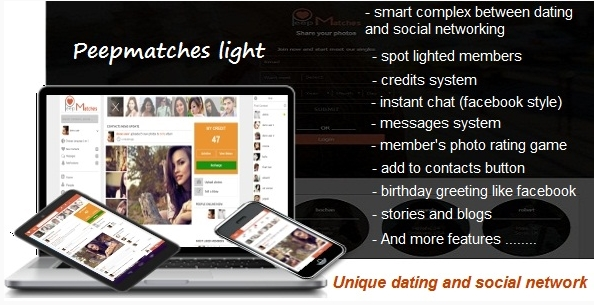 Dating site php