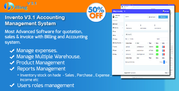 Invento v3 1 Accounting & Inventory Management System