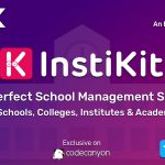 InstiKit School Management System for School, College, Institute and Academy