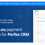 myPOS Payment Gateway for Perfex